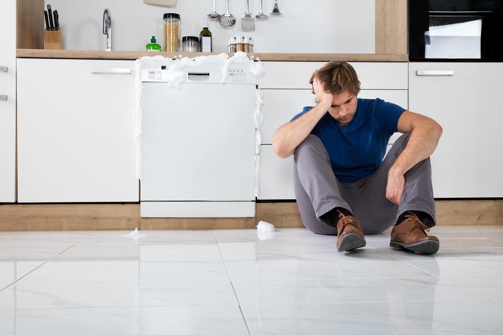 What to Do When the Dishwasher is Not Draining