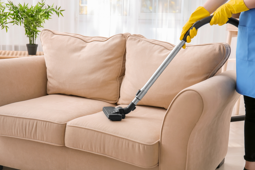 Tested Tips on How to Clean a Couch the Right Way