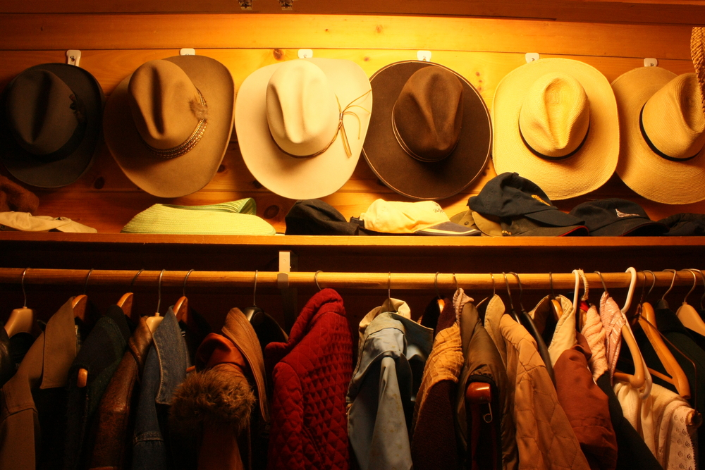 Coat Closet Organization – How to Make the Most of This Tiny Space