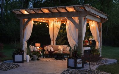 8 Ways to Turn Your Backyard Patio Into an Oasis