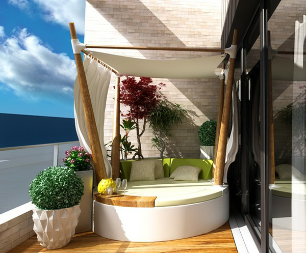Balcony Designs That Will Increase Your Homes Value